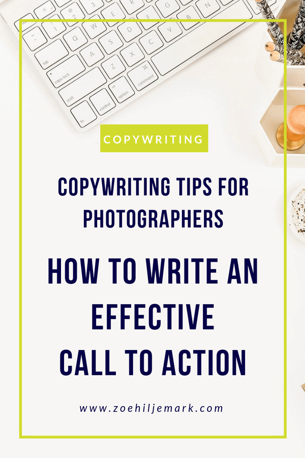 How to write an effective call to action