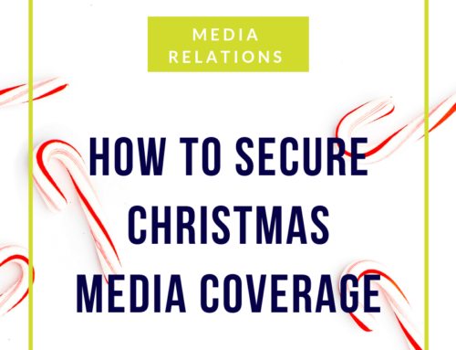 How to secure Christmas media coverage
