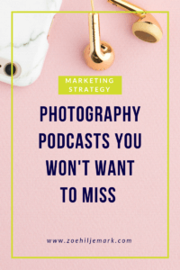 Photography podcasts you wont want to miss