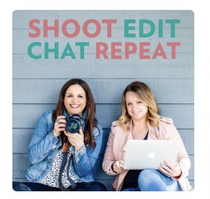 Shoot Edit Chat Repeat photography podcast