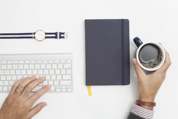 Plan out your marketing content in advance