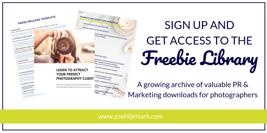 Opt-in Freebie