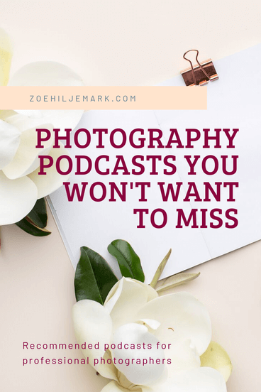 Photography podcasts you won't want to miss