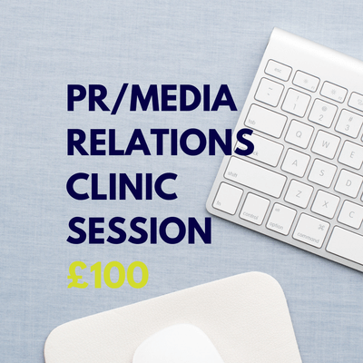 PR Media Relations Clinic session