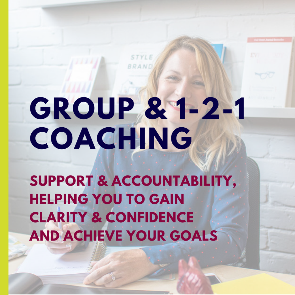 Group and 121 Coaching | Zoe Hiljemark
