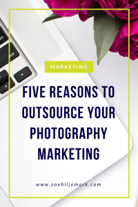 Five signs you're ready to outsource your photography marketing